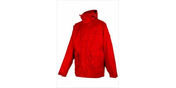 Pánska červená snowboardová bunda Envy
