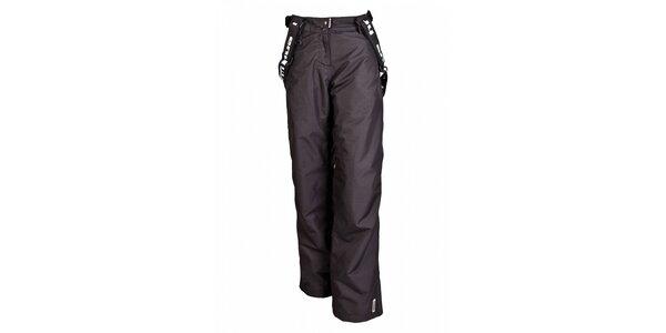 Dámske čierne snowboardové nohavice Envy