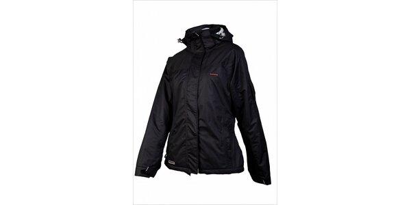 Dámska čierna zimná bunda Envy