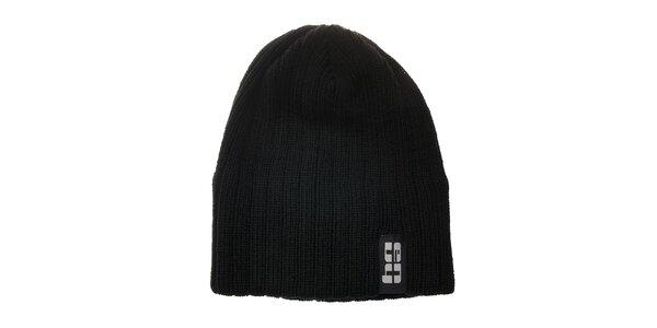 Čierna pletená čapica Envy
