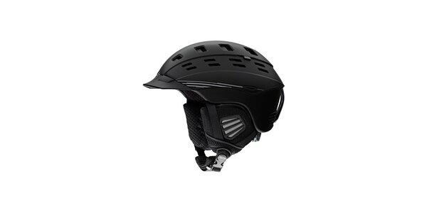 Čierna lyžiarska helma Smith