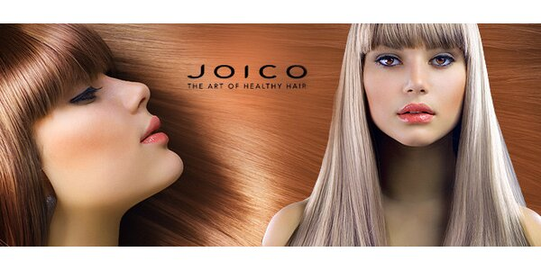 Rekonštrukčná kúra s profesionálnou vlasovou kozmetikou JOICO by Shiseido