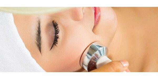 Medicínska rádiofrekvencia tváre a tela
