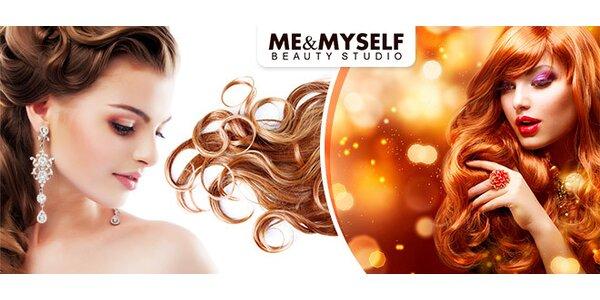 Luxusné ošetrenie vlasov ultrazvukom