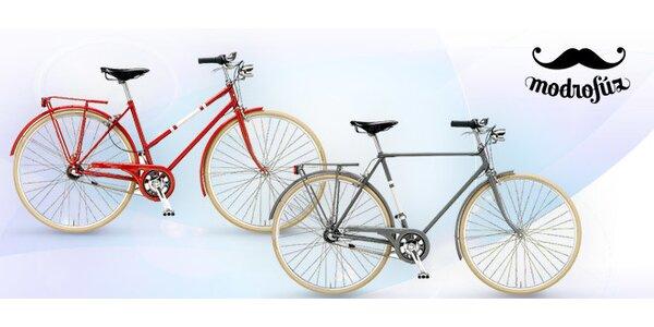 RETRO bicykle a skladací bicykel
