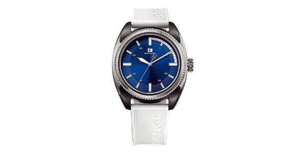 Pánske hodinky s modrým ciferníkom Hugo Boss Orange