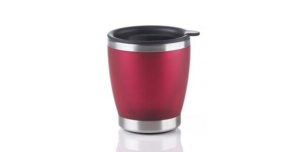 City cup EMSA - 0,2 L hrnček - červený