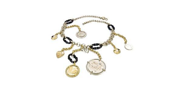 Dámsky náhrdelník s príveskami Dolce&Gabbana