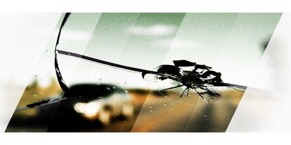 Oprava čelného skla auta