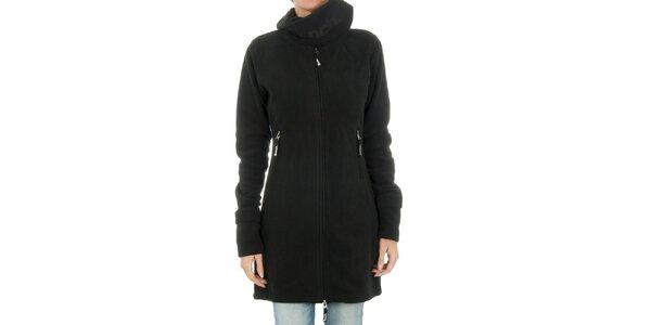 Dámsky čierny kabát Bench
