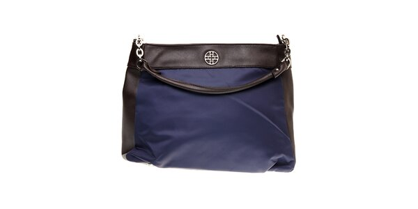 Dámska tmavo modrá kabelka Hope