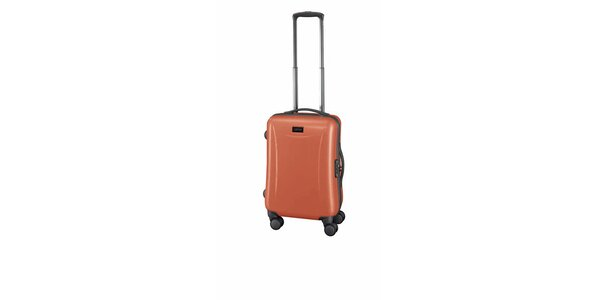 Malý oranžový kufor Esprit