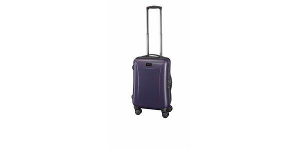 Malý fialový kufor Esprit