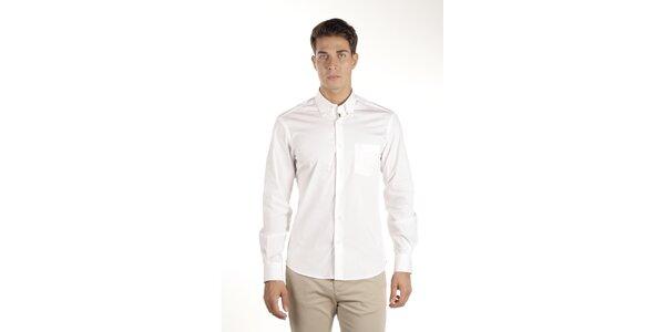Pánska biela košeľa Armata di Mare