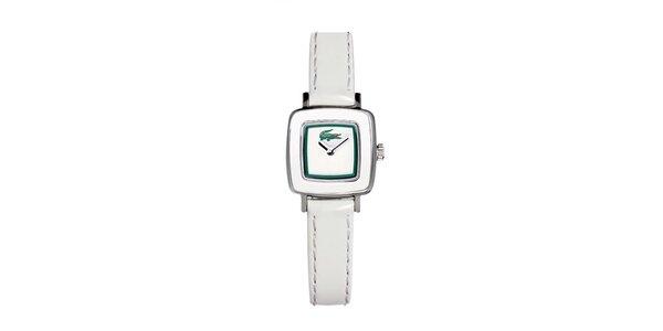 Dámske biele hodinky Lacoste