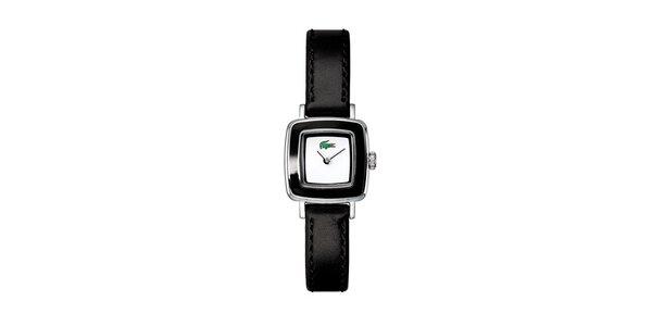 Dámske čierne hodinky Lacoste