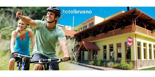 3-dňový pobyt pre 2 osoby v HOTELI BRUSNO v Nízkych Tatrách