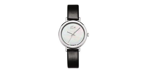 Dámske hodinky Lacoste s čiernym remienkom