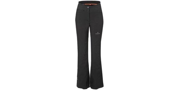 Dámske čierne softshellové nohavice Bergson