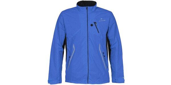 Pánska modrá outdoorová bunda Bergson