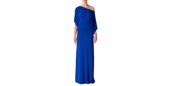 Dámske kobaltovo modré večerné šaty Yuliya Babich