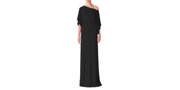 Dámske čierne večerné šaty Yuliya Babich