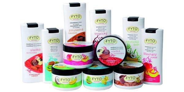 Slovenská kozmetika FYTO SWEET BODY so zľavou 40%