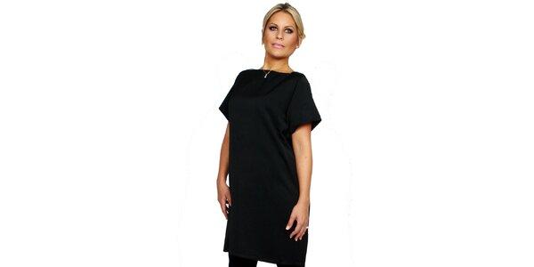 Dámske čierne šaty Andrea G Design