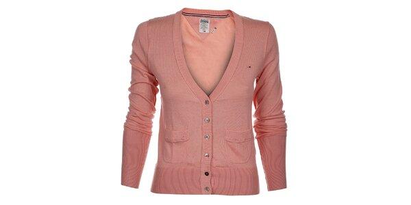 Dámsky ružový sveterík Tommy Hilfiger