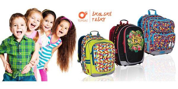 Školské tašky pre chlapcov i dievčatá