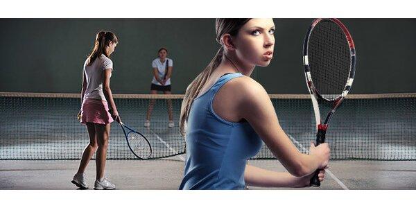 Prenájom krytých tenisových kurtov