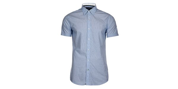 Pánska bledo modrá košeľa Tommy Hilfiger
