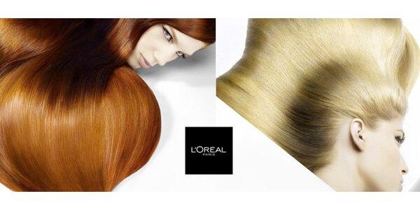 ošetrenie vlasov špičkovou botoxovou kúrou Fiberceutic - L´Oreal Professionnel