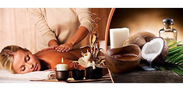 Relaxačná masáž a autotrakčné lehátko