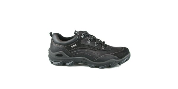 Pánske čierne športové topánky Numero Uno