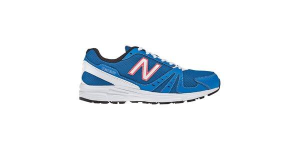 Dámske modré bežecké topánky New Balance