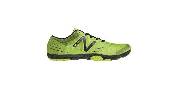 Dámske zelené bežecké topánky New Balance