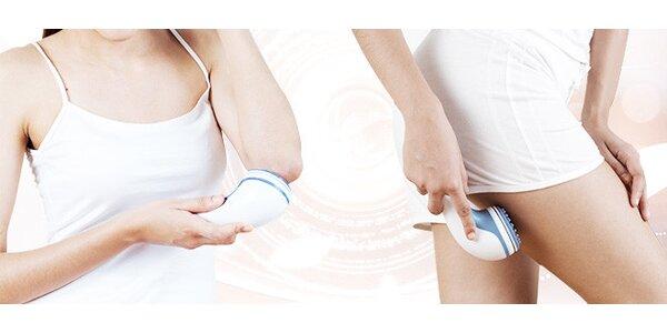 Infra masážna lampa s vibračnou hlavou