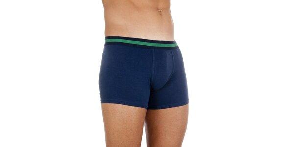 Temne modré boxerky Ralph Lauren