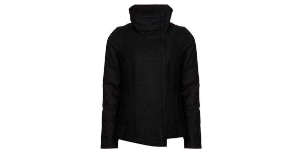 Dámsky temno šedý kabátik Bench