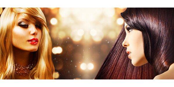 Profesionálny strih, melír, regenerácia pre vaše vlasy