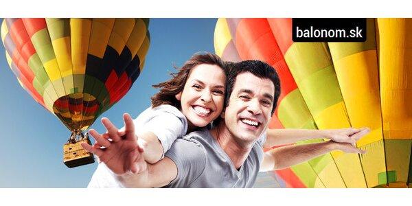 Let balónom na celom Slovensku
