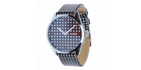 Dámske čierno-modré hodinky EDC by Esprit