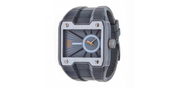 Futuristické hodinky EDC by Esprit