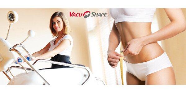 Permanentka na cvičenie vo Vacushape + darček