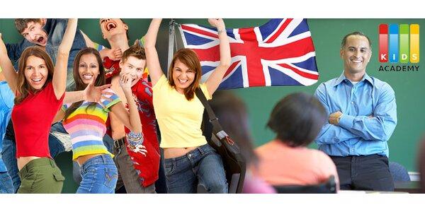 Intenzívny kurz anglického jazyka pre maturantov! Zmaturuj s prehľadom!