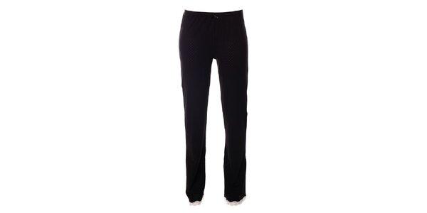 Dámske čierne pyžamové nohavice Vive Maria