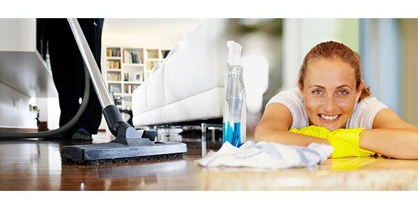 Upratovacie služby pre vašu domácnosť