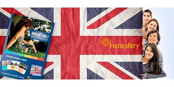 Obrázkové kartičky pre výuku angličtiny. Vynikajúci vianočný darček