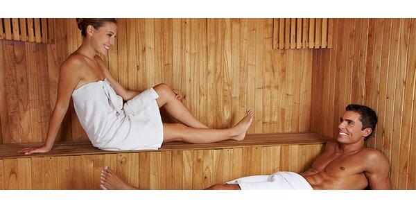 Fínska suchá sauna VIP (2 hod.)